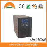 (T-48153) inversor & conversor puros da onda de seno 48V1500W30A