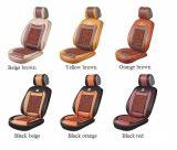 Rosewood da forma da tampa de assento 3D do carro e Pele-Tipo tela