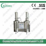 Dispositif électrique d'eau distillée d'acier inoxydable de C de série de la DZ double
