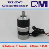 Motore senza spazzola BLDC di NEMA23 60W con il 1:10 di rapporto della scatola ingranaggi