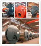 Hih-Technologie Induatrial Gas Schmieröl-abgefeuertes Steam Boiler für Land Indien-Pakistan Bangladesh Sri Lanka