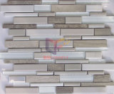 Cream Color Ceramic с Glass Mosaic Tile (CFS645)