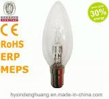 C35 230V 42W E27/B22/E14 Energy Saving Halogen Bulb