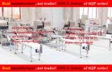 Máquina plana de calidad superior/de la capacidad del gas de Ele de la crepe de la máquina de la maquinaria fina de la crepe de la crepe (fabricante)