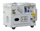 5kw携帯用極度の無声ガソリン発電機セット(GG6500S)