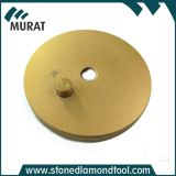 Marble Granite/Concrete를 위한 두 배 Bar Segment PCD Round Diamond Floor Polishing Pads