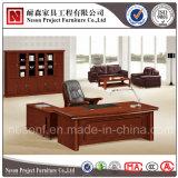Bureau en bois solide de luxe antique de placage (NS-SL003)