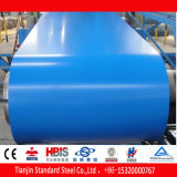 Chapa de aço azul PPGI de Ral 5007 Brillant