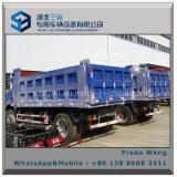 가벼운 덤프 트럭 9 톤