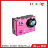 4k WiFi mette in mostra la macchina fotografica H2r di azione con 24fps
