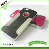 para la cubierta combinada híbrida del caso del iPhone 6 del teléfono móvil
