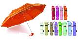 Зонтик пронзительный компакта печати алюминиевый светлый (YS-3FM21083945R)