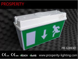 Power Failure (PR 630Exit)를 위한 비상사태 Indicator Light Exit Sign