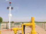Turbogenerator van de Wind van het Gebruik 400W24V van het huis de Verticale met het Hybride Systeem van het Zonnepaneel