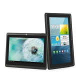 7 PC di pollice 1027*600 Pixel Tablet con 1g +8g Memory, 0.3MP+2MP Camera.