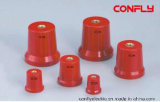Zylinderförmige Serien-Niederspannungs-Isolierungenpin-Isolierung BMC, SMC