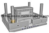 Molde da caixa da modificação do projeto da manufatura da modelagem por injeção de caixa plástica
