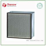 Воздушные фильтры используемые в топлении и вентилировать и системах кондиционирования воздуха