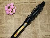 El mejor regalo para el pelo de las muchachas hermosas Straighter el cepillo del peine para el automóvil eléctrico