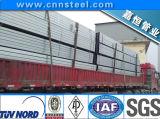 Cuadrado/sección hueco rectangular/recocido de acero del negro del tubo