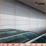 耐火性アルミニウム合成のパネルの内部壁のクラッディング