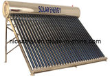 2014non presión calentador de agua solar Bg 300L12