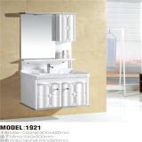 Side CabinetのHighquality簡単なPVC Bathroom Vanity