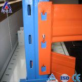 Espaço elevado Using a cremalheira resistente galvanizada industrial