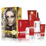 Le cheveu cosmétique de Tazol met en valeur la couleur des cheveux permanente (30ml+60ml+10ml)