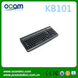 101 ключ Keyboard с Optional Magnetic Card Reader