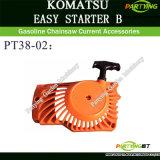 3800 Displacement 38cc Chainsaw Parte Starter Recoil Starter di KOMATSU