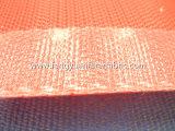 Cinghia della maglia del poliestere per produzione non tessuta del tessuto