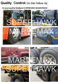 Japan-Qualitätsgroßverkauf-Handels-LKW-Gummireifen-halb LKW-Gummireifen
