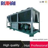 80 a 400kw Refrigeradores de água de parafuso de ar industrial refrigerados a ar