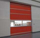 Motorized High Speed Fast Rolling Door for Cleanroom