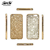 Accesorios suaves ultra finos móviles del teléfono móvil del accesorio TPU del teléfono para Samsung A710