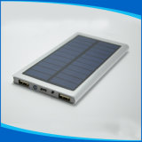 Hotsell 최고 호리호리한 방수 Portable USB 충전기 태양 에너지 은행