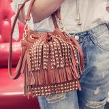Le gland des femmes met en sac le sac clouté par été neuf Sy7651 de sac à main de position de mode