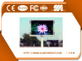 Visualizzazione di LED esterna della parete di Abt SMD P10 LED video