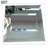 4mm-6mm Clear / Tinted Various Shaped Safety Copper Free Mirror com CE, SGS