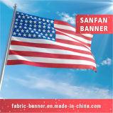 Bandiera nazionale poco costosa all'ingrosso materiale della decorazione