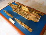 Модель /Ship модельной шлюпки/наиболее поздно и новая модель шлюпки модели корабля/масштабной модели/миниатюрная модель корабля/модель Expation/модель флота авианосца