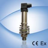 Transmissor de pressão piezoresistente de alta temperatura