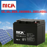Batteries solaires 12V de cellules de gel d'alimentation par batterie