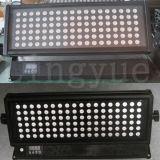 Im Freien RGBW 108X3w LED Wand-Unterlegscheibe