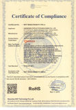8 RJ45イーサネット100/1000MbpsデータラインチャネルPoeの保護装置