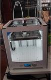 Machine d'impression de l'approvisionnement 3D d'usine, imprimeur de DIY 3D, imprimeur duel de l'extrudeuse 3D