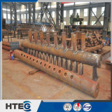 Encabeçamento do Superheater da caldeira de vapor do tamanho compato da confiabilidade com boa qualidade