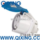 Spina di IP44 32A 3p e zoccolo industriali (QX1395)