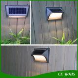 Moderne Art-Solarwand-Licht-Gebäude-Garten-Zaun-Treppen-Aluminiumim freienlampe
